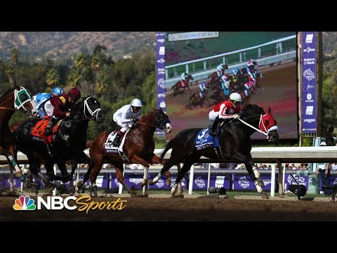 Breeders' Cup 2019: Dirt Mile (FULL RACE) | NBC Sports