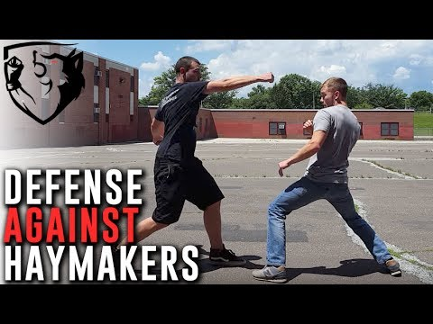 3 Ways to Defend against a Haymaker Punch