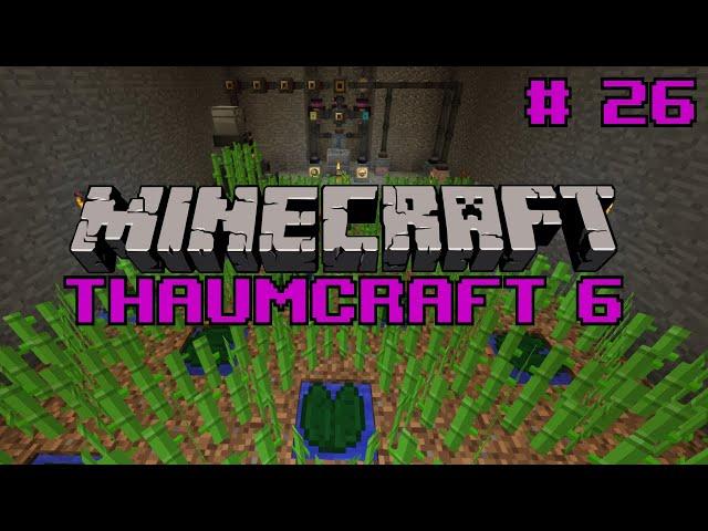 Let's do Thaumcraft -