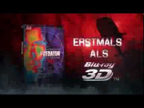 Predator - Blu-ray 3D Trailer (German/Full HD) Mp3