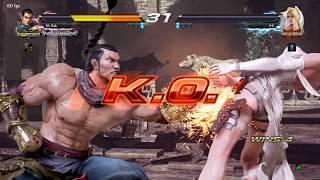 Feng (Mr Oak) vs Nina (JHL)