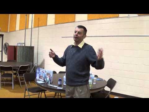 Dr. Bob McCauley explains his 7 Component Health Protocol