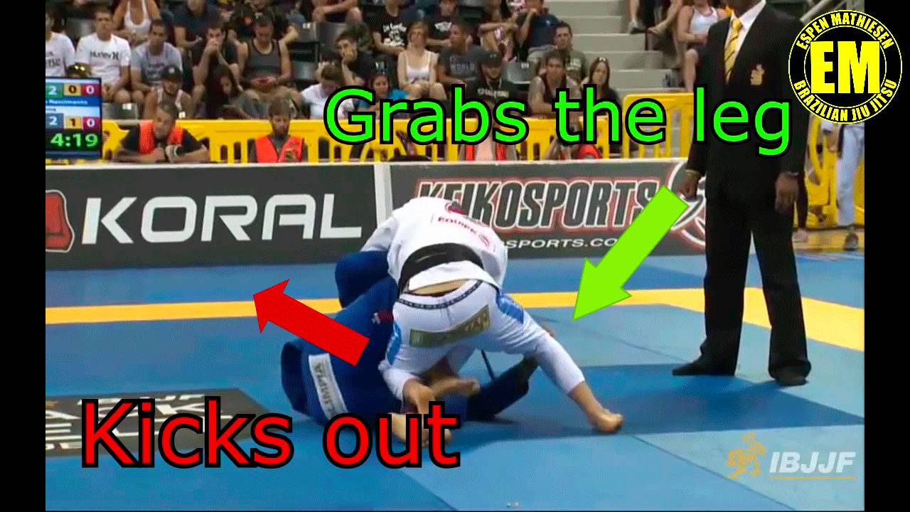 Study On Leandro Lo's Sweeps And Counters