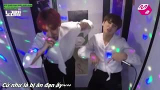 [Vietsub]BTS -BURNING KARAOKE | BANG BANG BANG | Lên~~