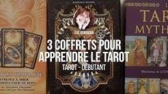 [ Cours Tarot ] 3 Tarots pour les débutants