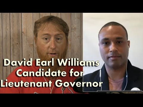 Interview with David Earl Williams III