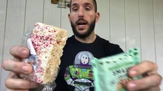 Snack Battle (Peppermint Crispy Edition): 7-Eleven vs Smashmallow