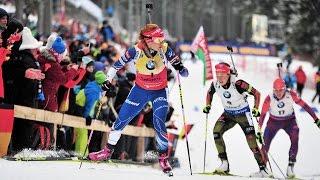 Mass Start Women Oberhof / 08.01.2017