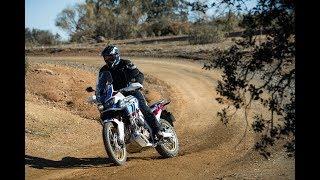 Test Honda CRF1000L Africa Twin Adventure Sports