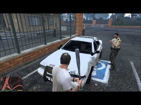 GTA V Professional cops