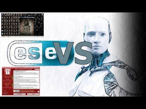 ESET Nod32 Antivirus - A Crucial Test {A-V Test #16}