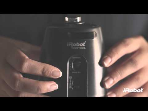 iRobot Roomba® 800 Series - How To Use a Virtual Wall Lighthouse