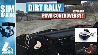 Dirt Rally Ps Vr Test