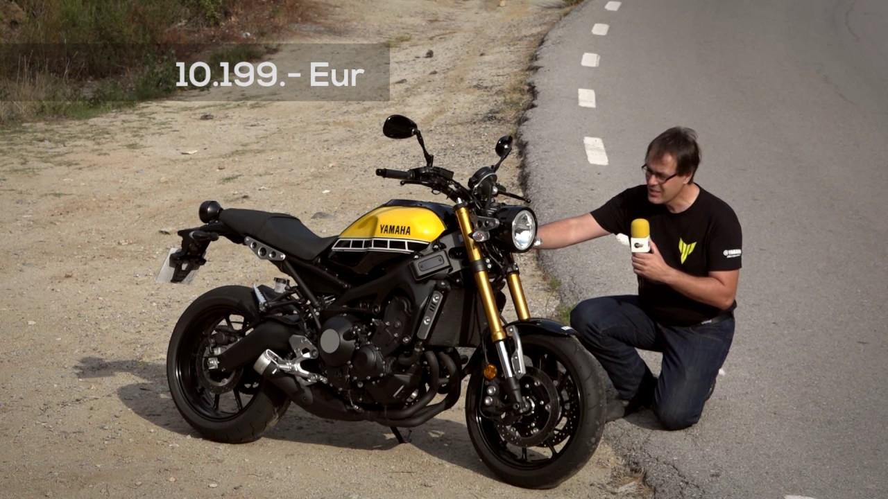 Motosx1000 Test Yamaha XSR 900