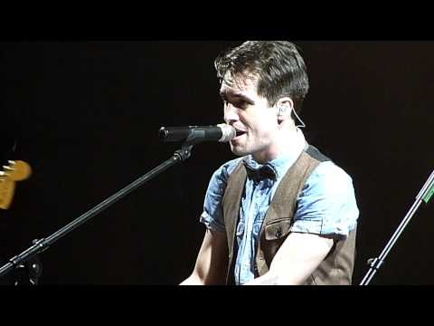 Panic! At The Disco - But It's Better If You Do - 26.07.12 - Arena Moscow