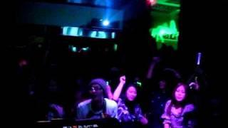 福岡@GOLDで行われたFreeTEMPOのラストクラブツアー。