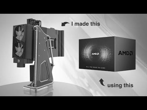 Scratch Build with AMD Combat Crate