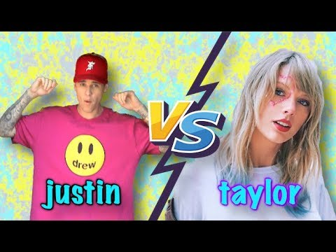 "Justin Bieber Calls Feud With Taylor Swift ""Other People's Drama"" - Watch! - EXCLUSIVE"