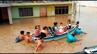 Punto Final: Desesperación en un Huarmey bajo el agua