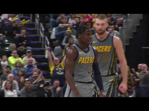 Atlanta Hawks vs Indiana Pacers : November 17, 2018