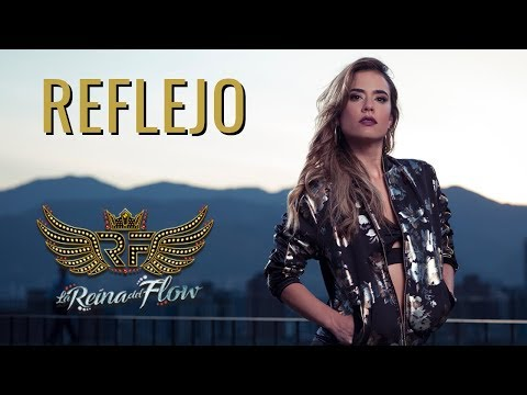 Reflejo - Yeimy (Gelo Arango) La Reina Del Flow 🎶 Canción Oficial - Letra | Caracol TV