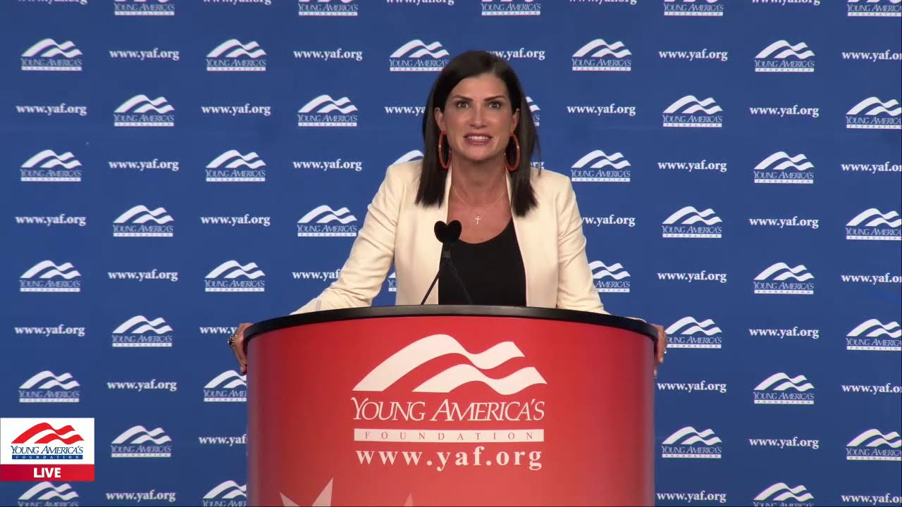 Dana Loesch LIVE from YAF's 41st NCSC