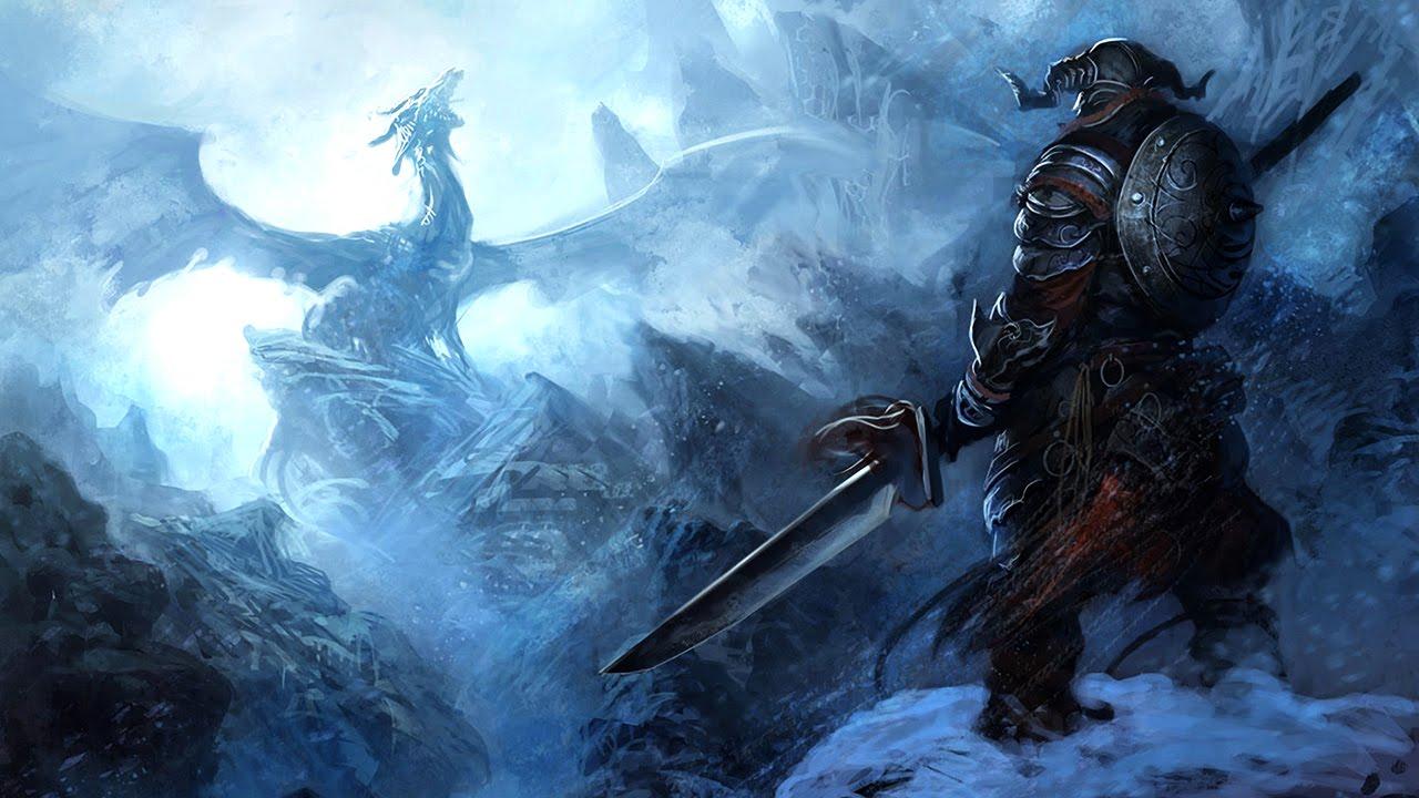 Fox sailor the ice dragon youtube - Dragon backgrounds ...
