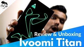 ivoomi titan 10000 mAH Power Bank Review iV-PBP20K2 Hindi Real Capacity
