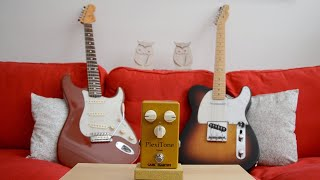 Carl Martin Plexitone single review + bypass test