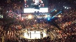 UFC 166 Valasquez vs Dos Santos Entrances