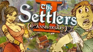 The Settlers 2 10th Anniversary Edition Review | Classic City Builder Strategy Game