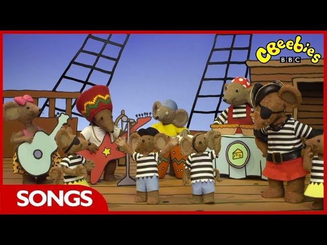 CBeebies Songs | Rastamouse Nursery Rhymes | Row, Row, Row Your Boat!