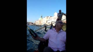 one corneto song in Venice