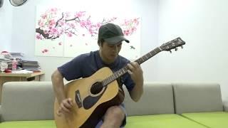 Asturias (Isaac Albeniz) - fingerstyle Guitar - Đoàn Trường