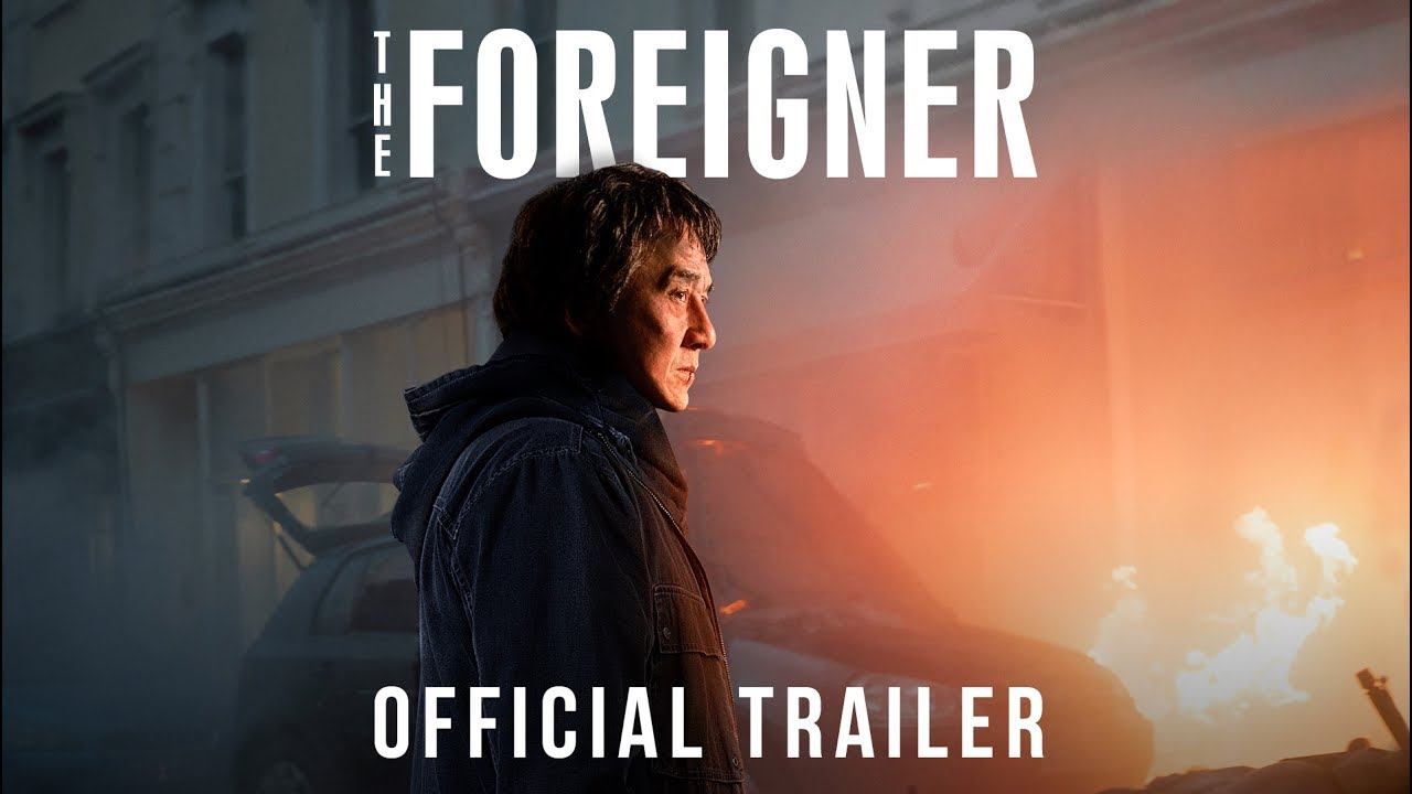 Image result for The Foreigners movie