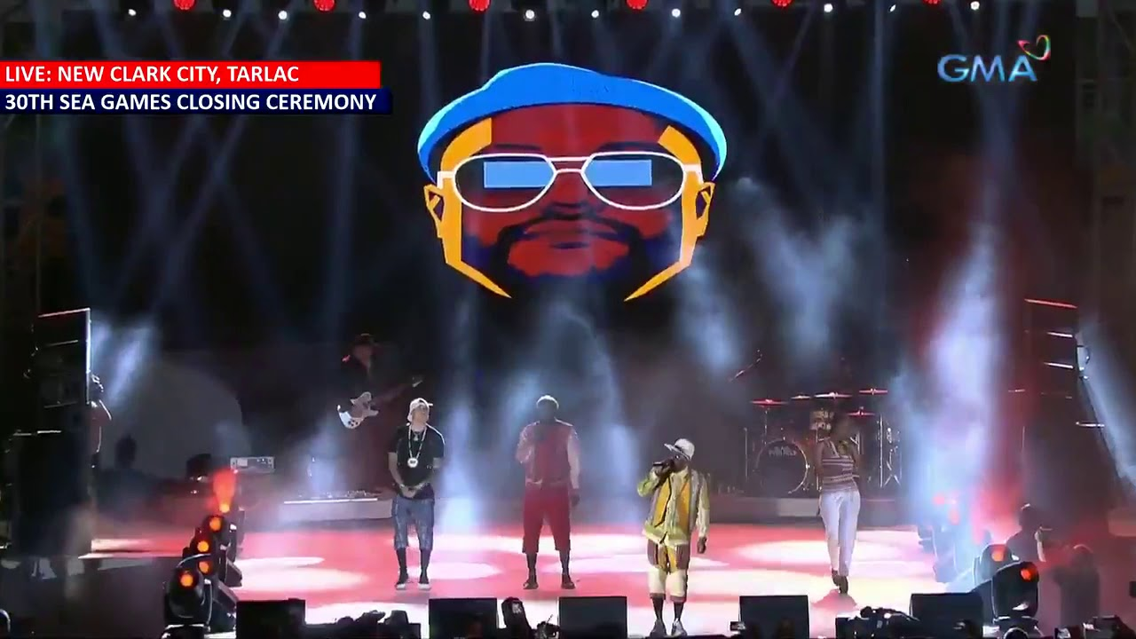 Download SEA Games 2019: Closing Ceremony - Black Eyed Peas performs The APL Song