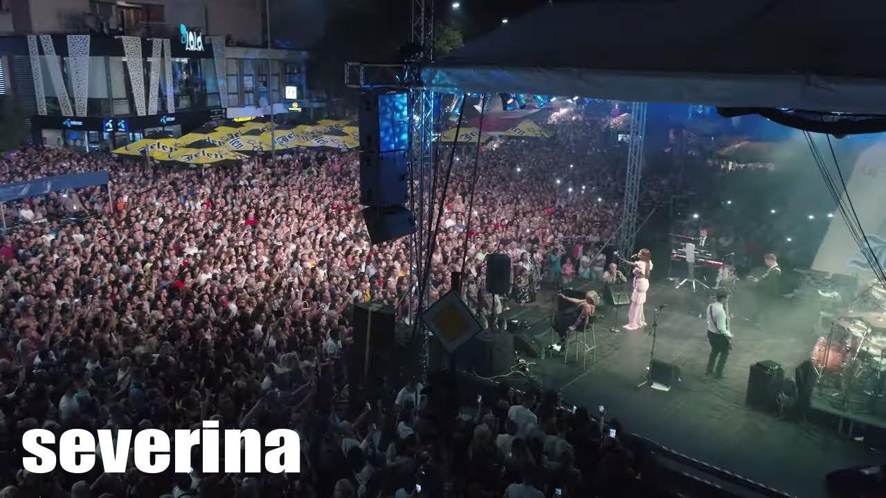 Severina - Magija (live @ Leskovac 2019)