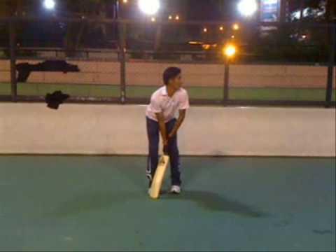 nizakat batting.wmv