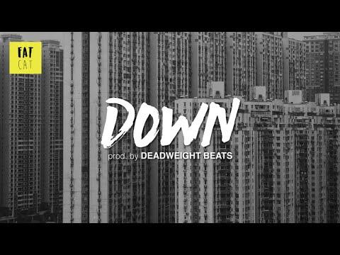 (free) 90s Old School Boom Bap type beat x hip hop instrumental | 'Down' prod by DEADWEIGHT