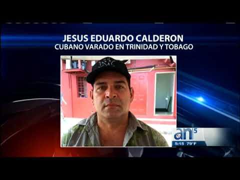 Cacería de cubanos en Trinidad y Tobago - América TeVé