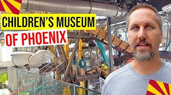 Children's Museum Of Phoenix, Downtown Phoenix, AZ | Things To Do In Phoenix, Arizona