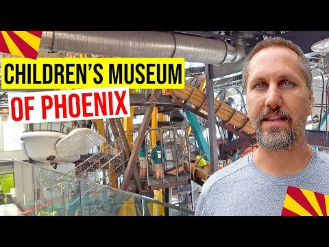 Children's Museum Of Phoenix, Downtown Phoenix, AZ | Things To Do With Kids (Phoenix, Arizona)