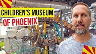 Children's Museum Of Phoenix, Downtown Phoenix | Fun Things To Do With Kids In Phoenix, Arizona