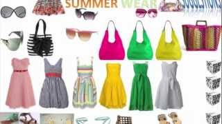 SUMMER WEAR SUGGESTIONS HD Thumbnail