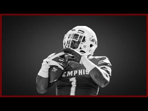 || Tony Pollard || Official Career Memphis Highlights || ᴴᴰ ||