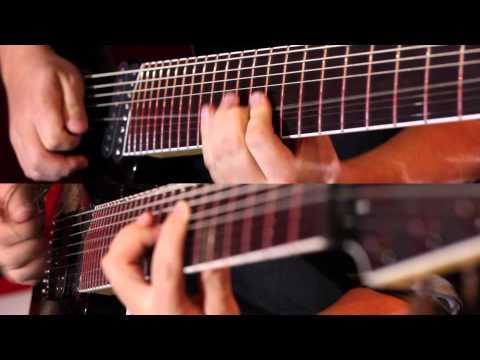 Lechuga  - The Search (Guitar Playthrough)