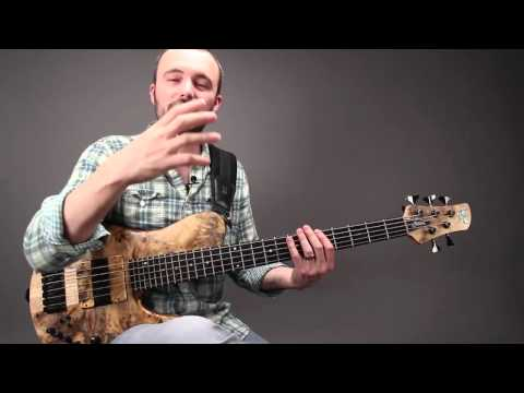 Free Bass Lesson with Janek Gwizdala 1 of 4