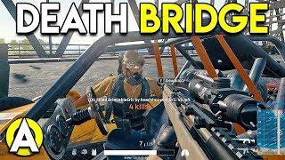 DEATH BRIDGE - PLAYERUNKNOWN'S BATTLEGROUNDS