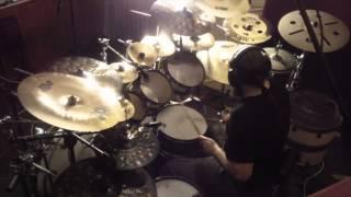 Antigama - Eraser Studio Drumcam