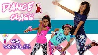 Fun Wrapples Dance - Wrap & Clap : Vlog It // GEM Sisters